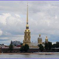 Петропавлоская крепость :: Владимир Гилясев