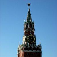 Спассская башня :: Любовь Вящикова