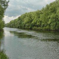 Река Псёл :: Юрий Муханов