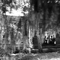 Где-то в старом парке :: Anna Minevich