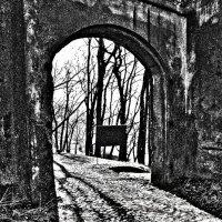 Времена и стены Восточной Пруссии (поместье Гердауэн) :: Виталий Латышонок