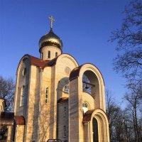 Храм на быховском :: Vladimir