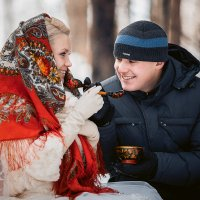 Яна и Сергей :: Сергей Соломко