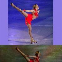 фигуристка (до и после) :: Veronika G