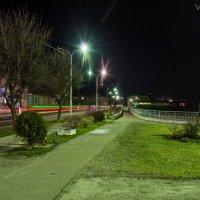 Ночной город. :: Вадим Иванюк