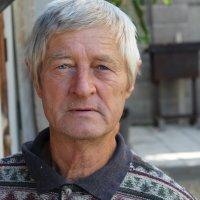 Отец :: Валентина Шагинова-Харламова