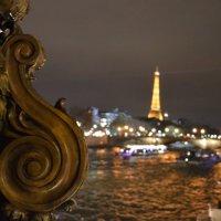Париж. :: Дарья Лучихина