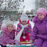 Подружки :: Наталия Живаева
