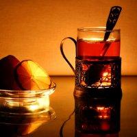 Вечерний  чай :: Наталья Казанцева