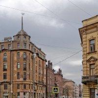 пешком по городу :: ник. петрович земцов