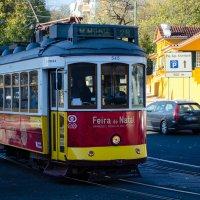 Трамвай-красавец :: Alexey Bogatkin