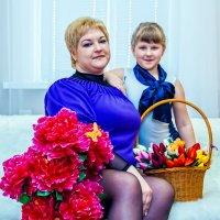 Олеся и Валерия :: Ирина