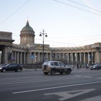 Казанский собор утром :: Владимир Молочев