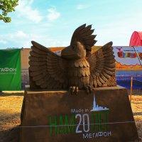 Песчаные скульптуры. :: Александр Лейкум