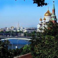 Вид из Кремля. :: Константин Рыбалко