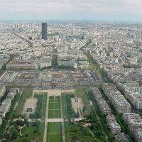 Париж, хочу в Париж :: Яков Геллер