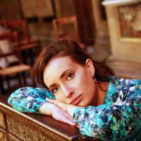 в церкви Мадлен :: Тамара Смирнова