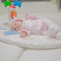 Моя маленькая куколочка Яночка! :: Лариса Сафонова