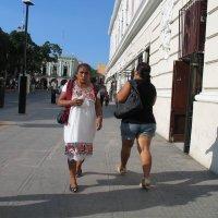 Жительнцы Мериды. Юкатан, Мексика :: svk