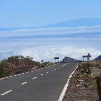 Дорога в облака :: Наташа Шамаева