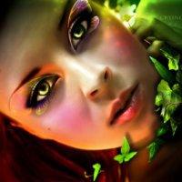 Дриада Оливия :: Crying Silence
