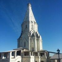 Церковь Вознесения Господня в Коломенском :: Владимир Прокофьев