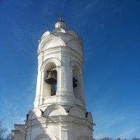 Колокольня  Церкви Вознесения Господня в Коломенском :: Владимир Прокофьев