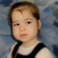 Моя внучка! :: Владимир Шошин