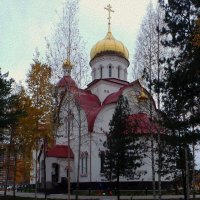 храм :: Олег Петрушов