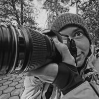 Один фотограф... :: Иван Михайлович