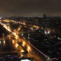 ночная Москва :: мария шведа