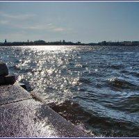 Широка река. :: Владимир Гилясев