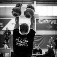 4 пуда и сила воли :: Дмитрий Касай