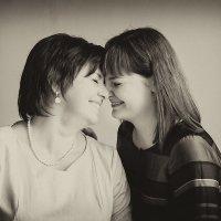 Мама с дочкой :: Мария Арбузова