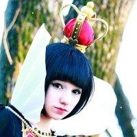 Red Queen :: Виктория Ким