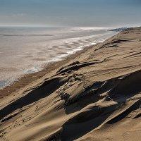 На верхушке дюны :: Владимир Самсонов