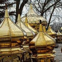 Золотые купола... :: Владимир Бровко