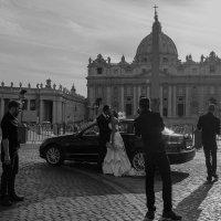 Свадьба в Ватикане :: Павел L