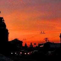 Солнце село! :: Владимир Шошин