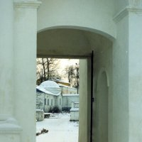 Вход в монастырь :: anna borisova