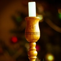 Рождественский подсвечник :: Andriy Medynskyi