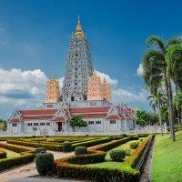 Храм индийской культуры.Таиланд :: Валерий Черепанов