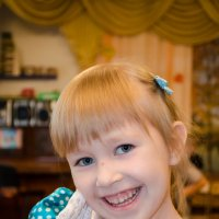 Дочка :: Alexey Bogatkin
