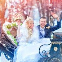 Сергей и Ксения 22.02.2014 г. :: Юрий Лобачев