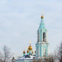 Храм Рождества пресвятой Богородицы - зимний вариант :: Stanislav Zanegin