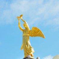 Ангел мира-Челябинск. :: Виталий Mavericks Быков
