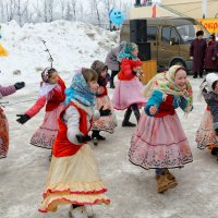 Проводим Зимушку :: Валерий Шибаев
