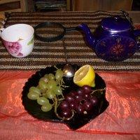 Этюд с виноградом. :: Serb