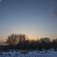 На закате солнца :: Алексей -