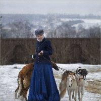 Дама с собаками :: Виктор Перякин
